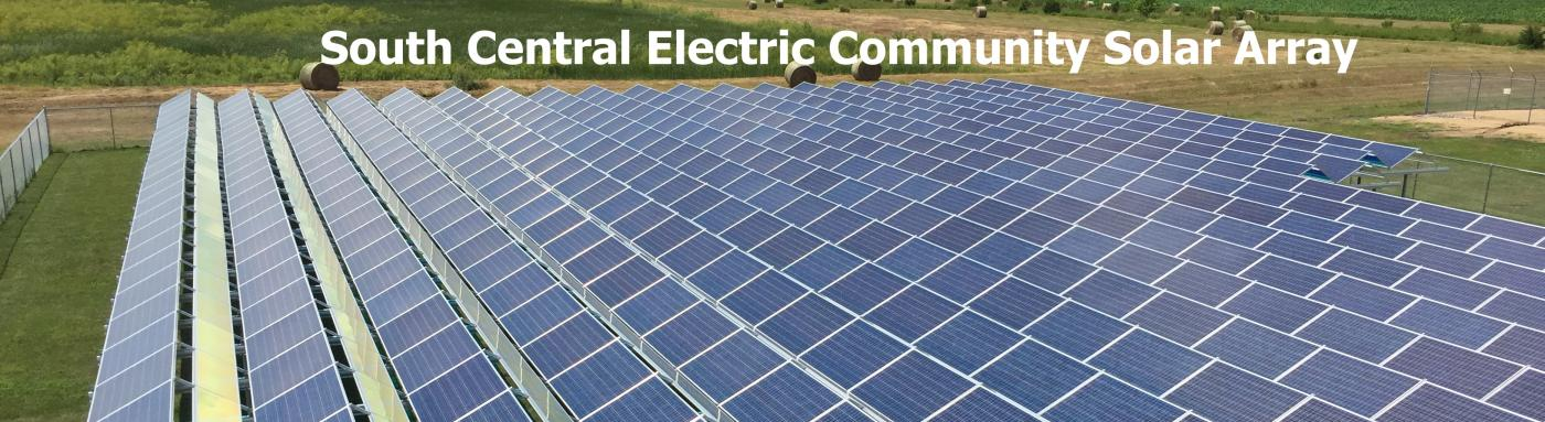 South Central Electric Community Solar